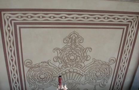 Graffito facciata Milano