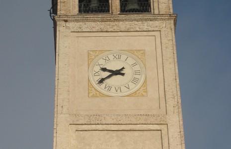 quadrante campanile