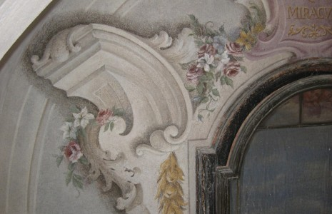 particolare cappella privata melzo