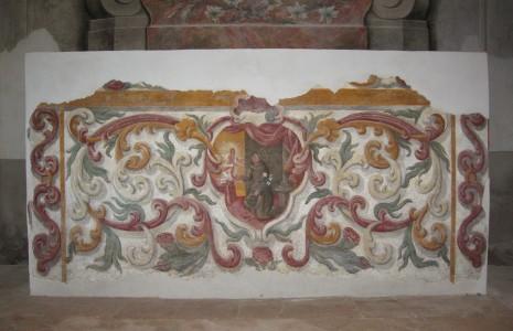 altare cappella privata Melzo